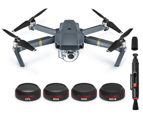 DJI MAVIC FILTER 4-PACK