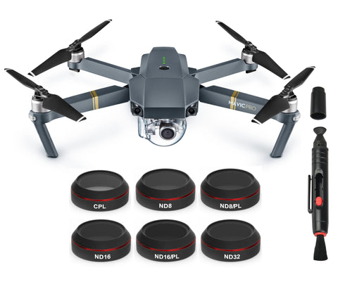 DJI MAVIC FILTER 6-PACK