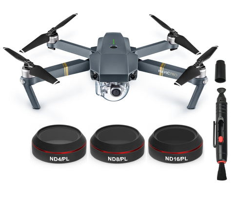 DJI MAVIC HYBRID FILTER 3-PACK