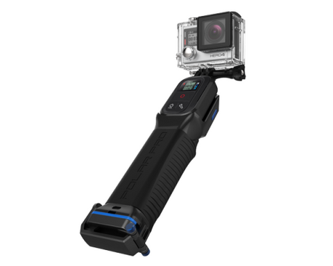 ProGrip // Floating GoPro Grip