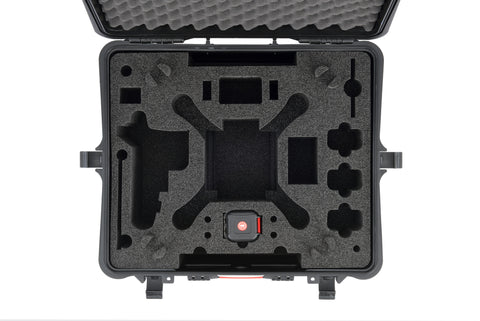 HPRC Wheeled Hard Case for DJI Phantom 3