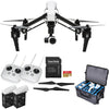 DJI Inspire 1 V2.0 Dual Remotes - Bundle with Case