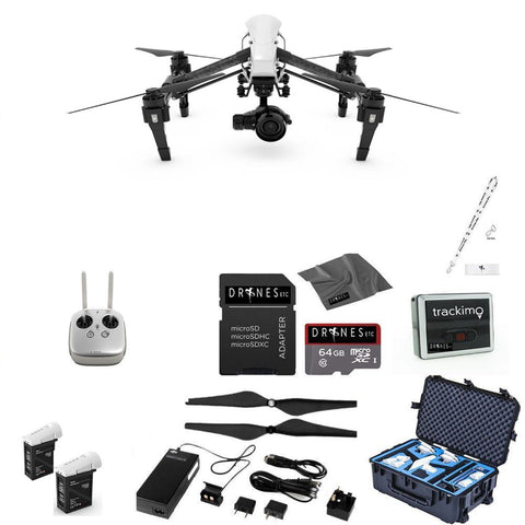 Inspire 1 Pro with Single Remote EVERYTHING YOU NEED Kit