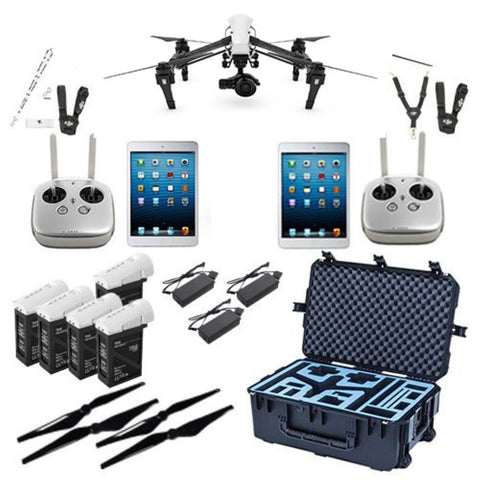 DJI Inspire 1 Pro Production Bundle (Dual Operator)
