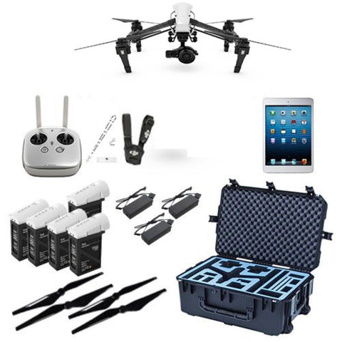DJI Inspire 1 Pro Production Bundle (Single Operator)