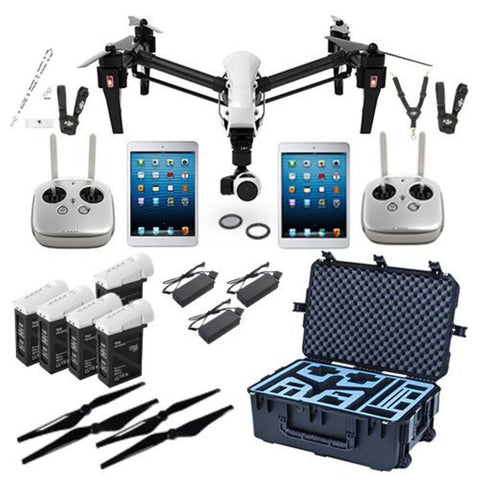 DJI Inspire 1 V2.0 Production Bundle (Dual Operator)