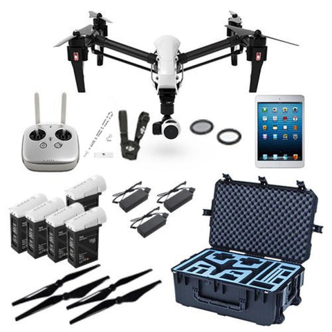 DJI Inspire 1 V2.0 Production Bundle (Single Operator)