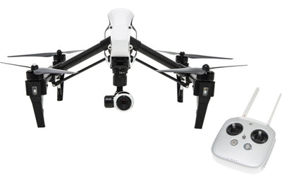DJI Inspire 1 V2.0 - Single Remote - Includes FREE Hard Case