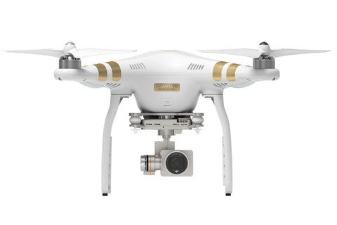 Phantom 3 Professional with FPVLR Basic Antenna Kit