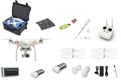 Phantom 3 Professional EVERYTHING YOU NEED KIT