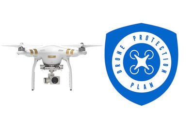 Phantom 3 Professional with FPVLR Advanced Antenna Set