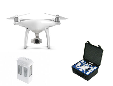 DJI Phantom 4 Drones Etc. Bundle