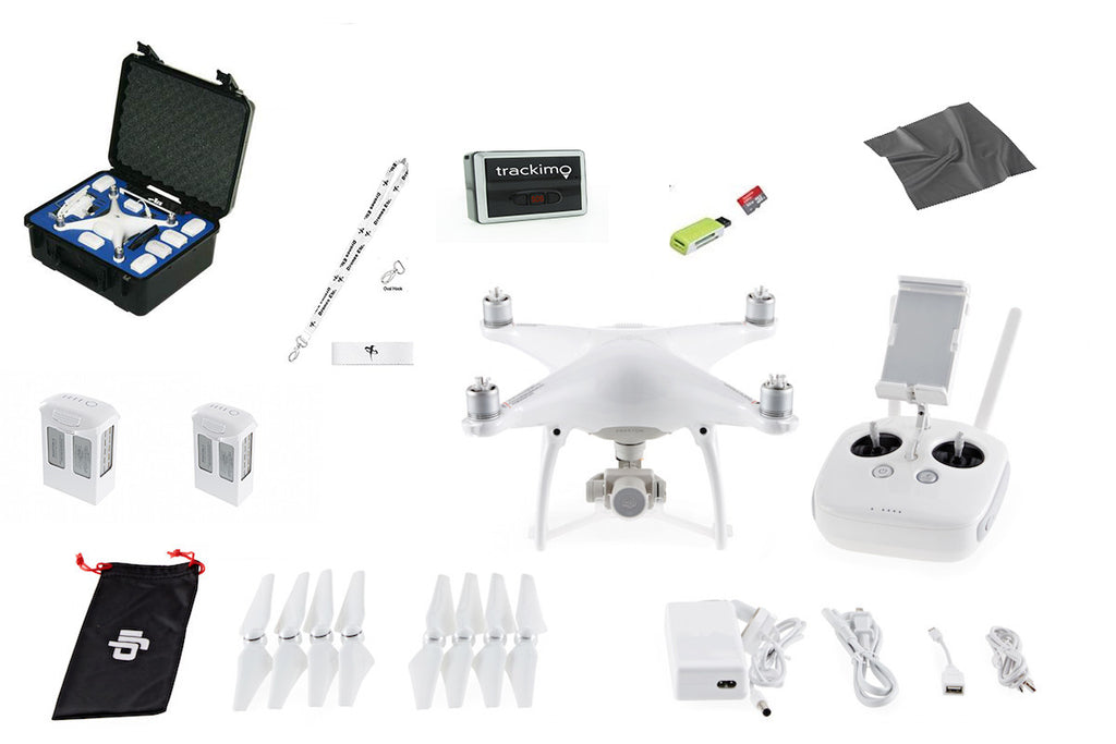Phantom 4 EVERYTHING YOU NEED KIT