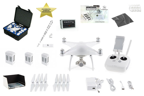 Phantom 4 Ultimate Starter Bundle