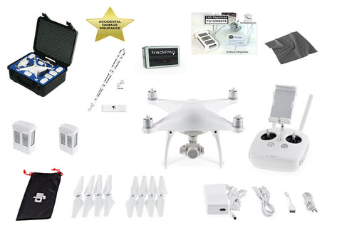 Phantom 4 Basic Starter Bundle