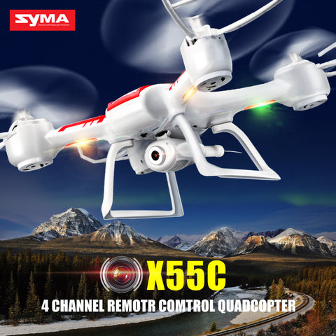 SYMA X55G/X55C Drone With HD Camera