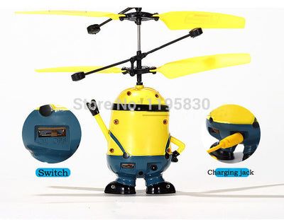 Despicable Me Minions Quadcopter Drone