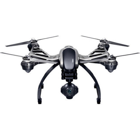 YUNEEC Q500 4K Typhoon Quadcopter with CGO3-GB Camera, 1 Battery, and SteadyGrip