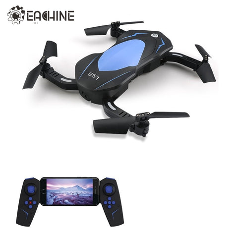 Eachine E51 FPV RC Quadcopter (Editors' Choice)