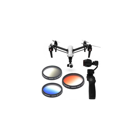 DJI INSPIRE 1 / OSMO GRADUATED FILTER 3-PACK