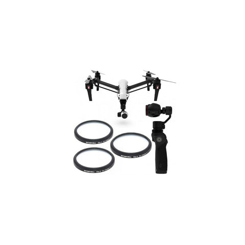DJI INSPIRE 1 / OSMO STAR FILTER 3-PACK