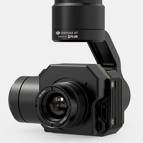 DJI Zenmuse XT 640x512 30Hz Fast Framerate Flir Tau2 Thermal Camera