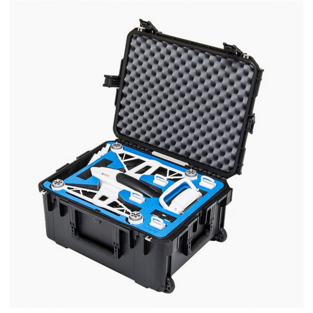 Go Professional Wheeled Hard Case for Q500 Typhoon Quadcopter