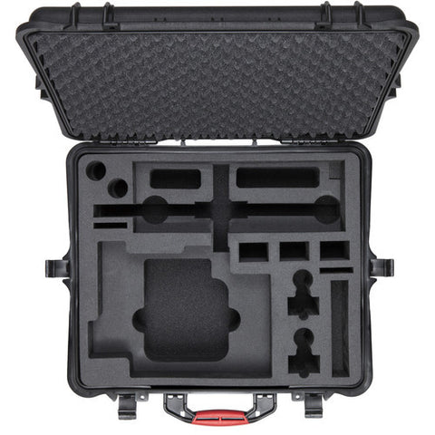 HPRC2700W Wheeled Hard Case with Foam for DJI Ronin-M