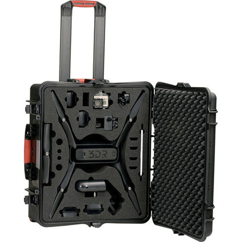 HPRC 2700WSOL Wheeled Hard Case for 3DR Solo Quadcopter
