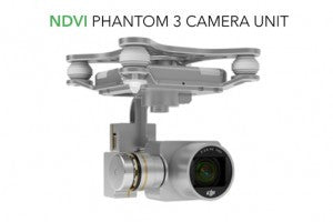 NDVI Phantom 3 Professional Camera Unit