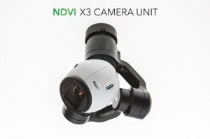 NDVI X3 Camera Unit For Inspire 1 & Matrice 100