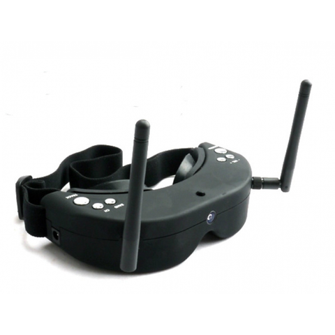 Skyzone FPV Goggles 5.8GHz Dual Diversity 32CH Receiver With Head-Tracker