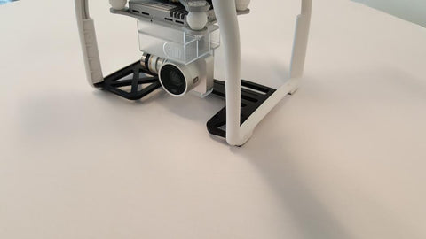 3D Printed Phantom 3 Gimbal Protector for P3 Professional & Advanced