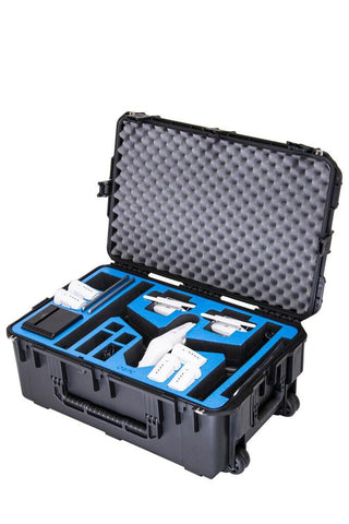Go Professional Cases DJI Inspire 1 X5 Travel Mode Case