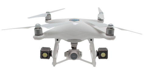 LIGHTING KIT FOR DJI PHANTOM 4 DRONES
