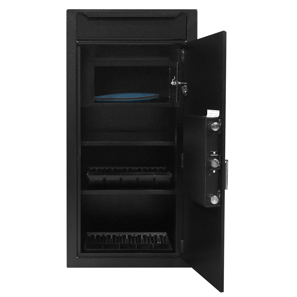 Stealth DS4020 Drop Safe 12 Gauge Door and Body with Steel Locking Bolts
