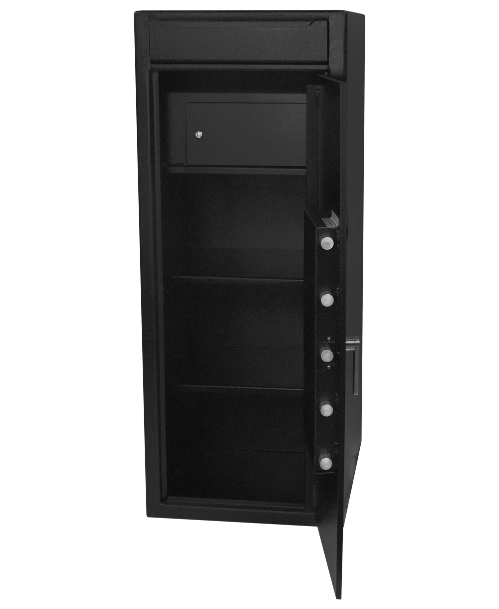 Stealth DS5020 Drop Safe 7 Gauge Door and Body with Solid Steel Locking Bolts