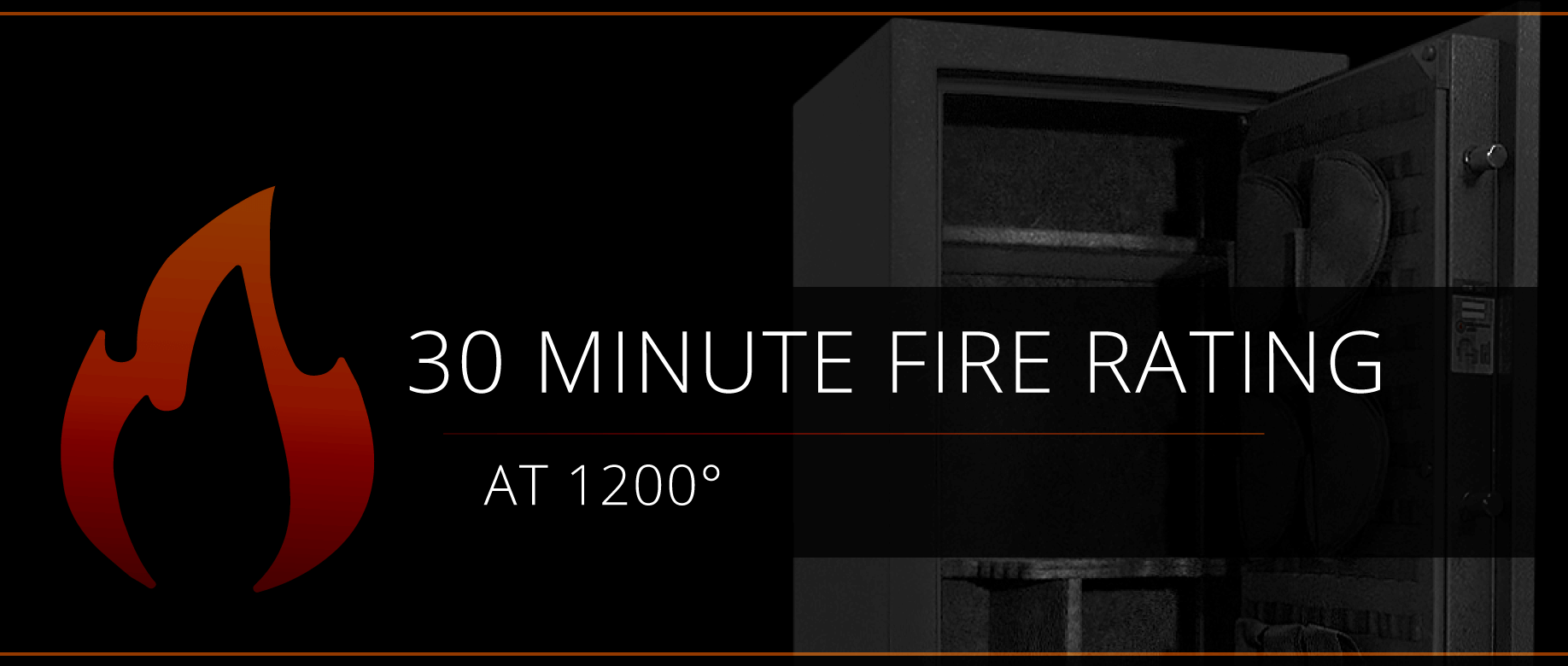 Stealth EGS23 Economy Gun Safe 30 Minute Fire Rating