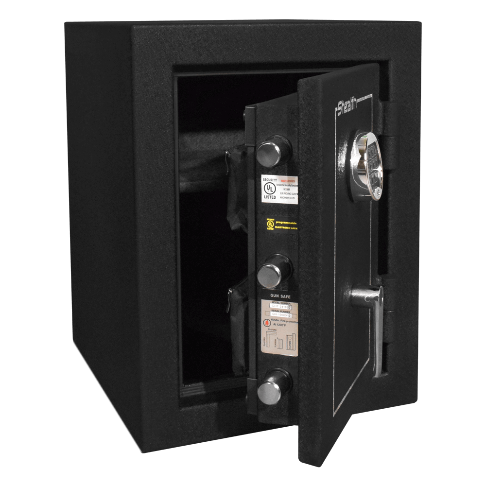 Stealth HS4 Home Safe UL RSC Residential Security Container Burglary Rating
