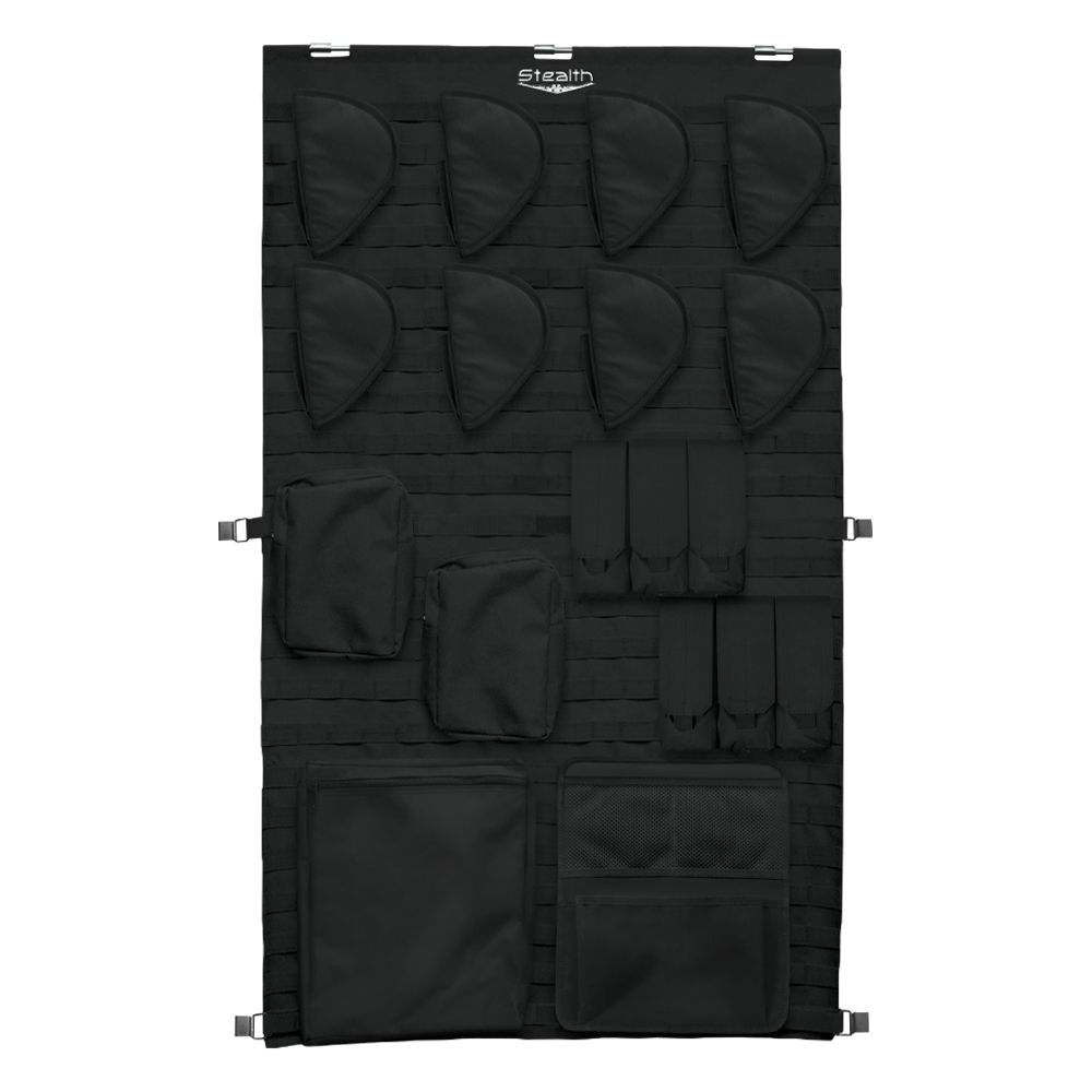 Stealth Large Molle Door Panel Organizer