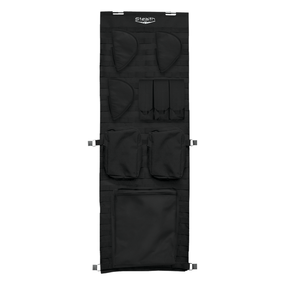 Stealth Small Molle Door Panel Organizer