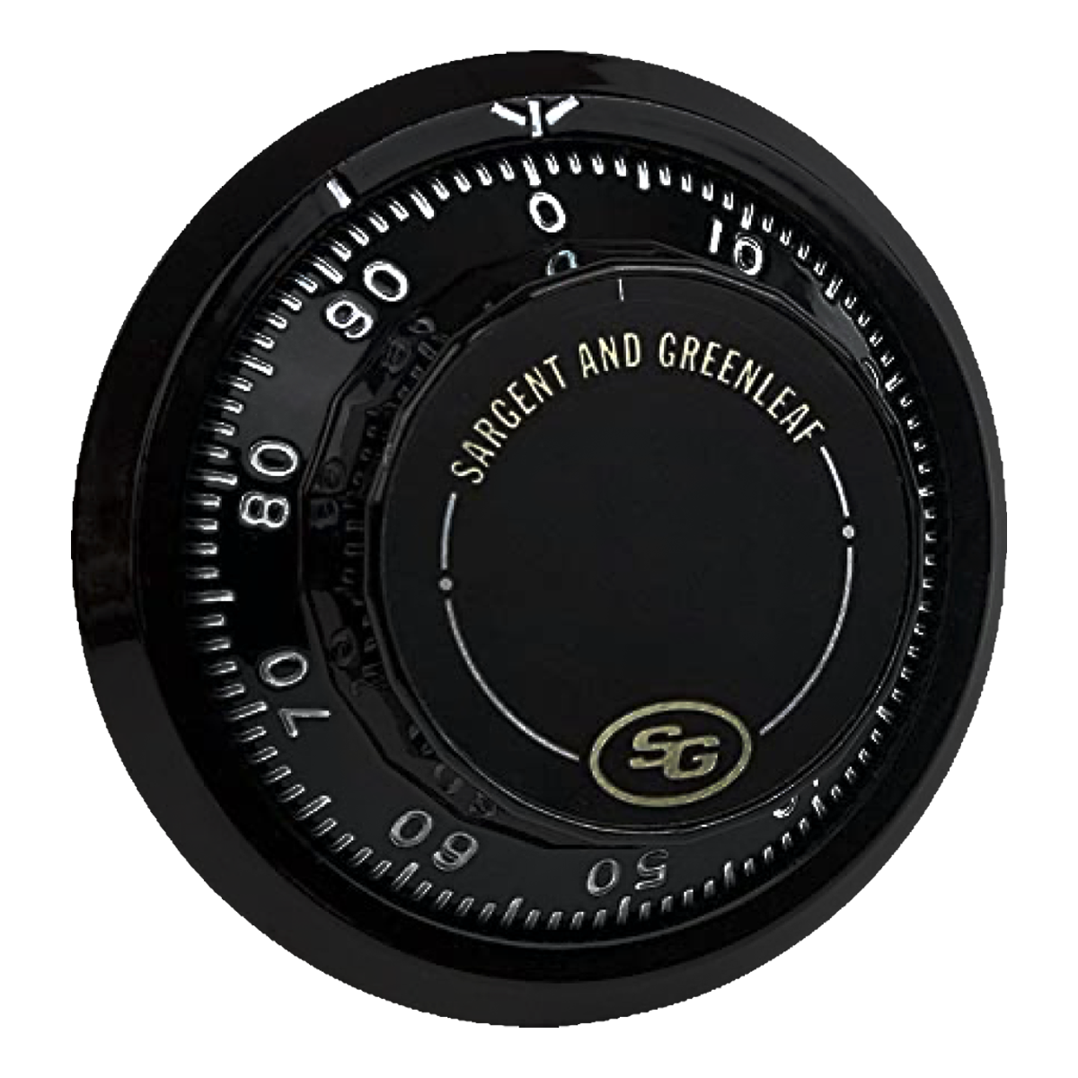 Stealth Mechanical Dial Lock