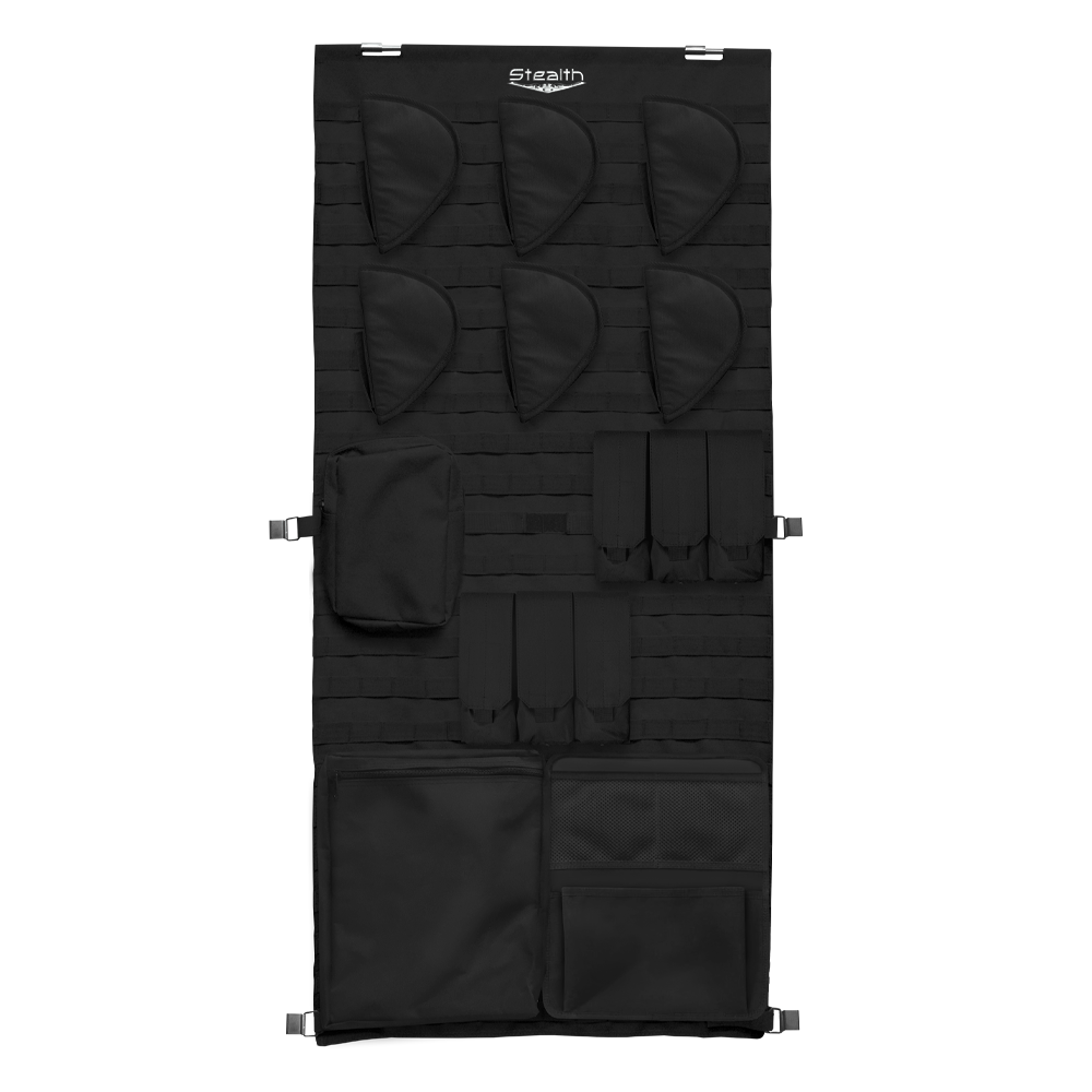 Stealth Medium Molle Door Panel Organizer