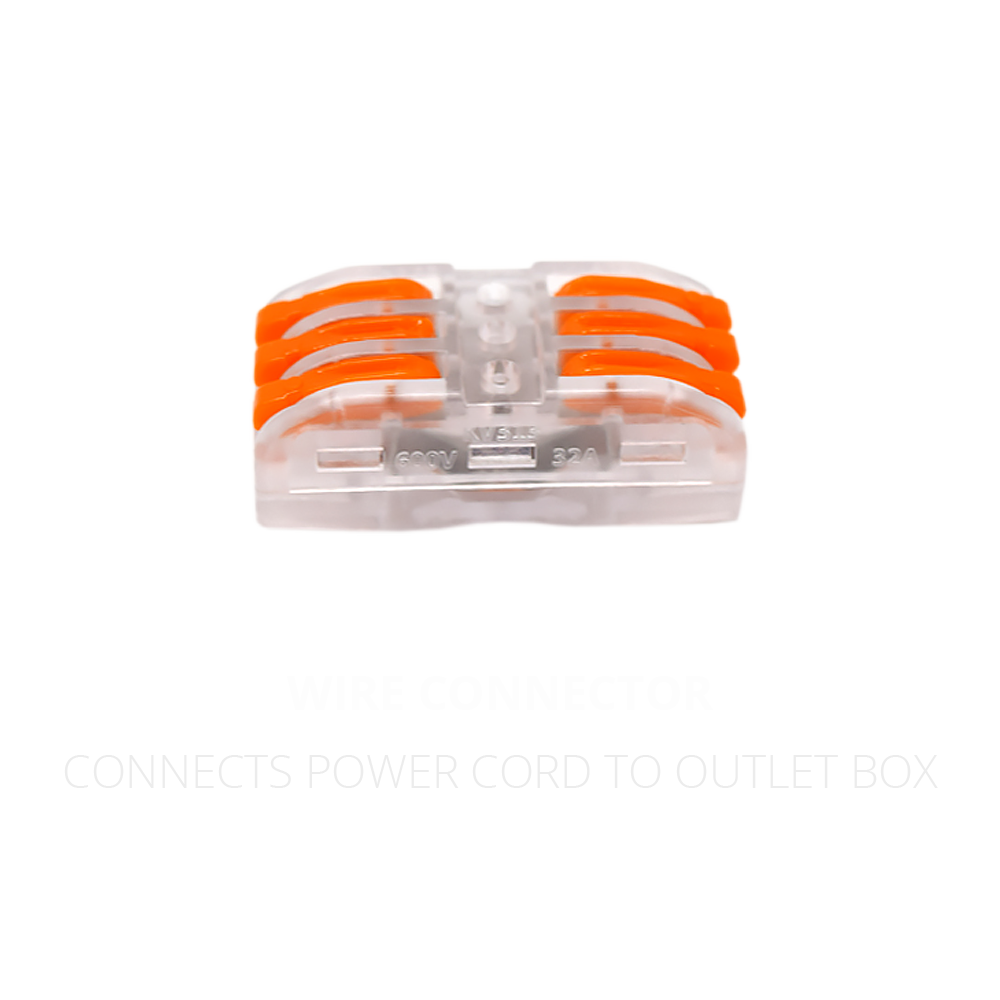 Stealth Power Outlet Kit Connector Included