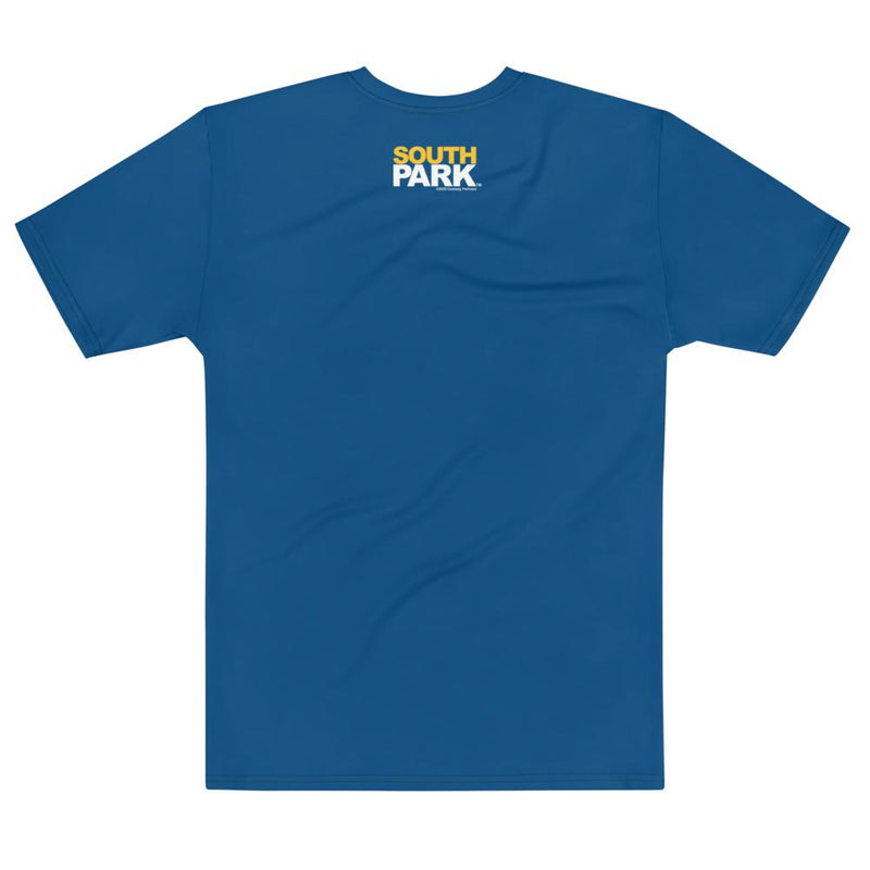 South Park Cable Company Nipple Rub Adult All-Over Print T-Shirt