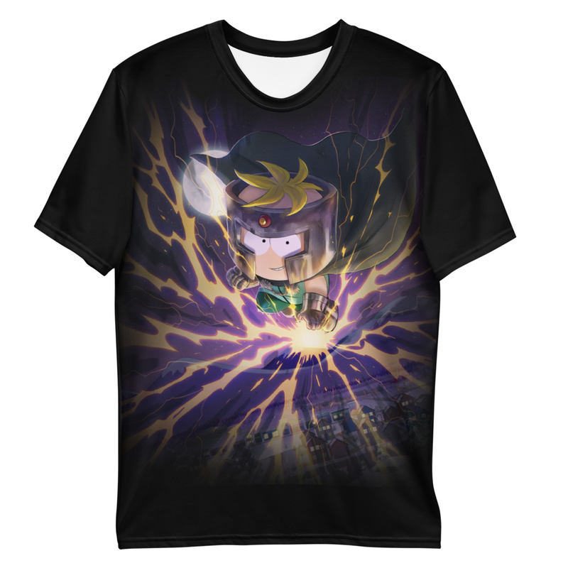 South Park Butters Professor Chaos Unisex Short Sleeve T-Shirt