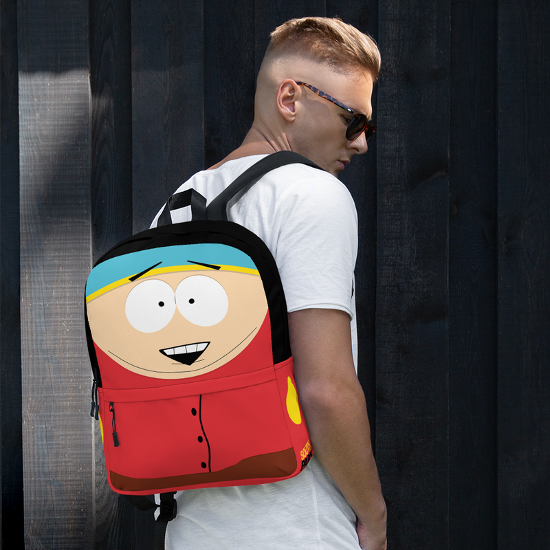 South Park Cartman Big Face Premium Backpack