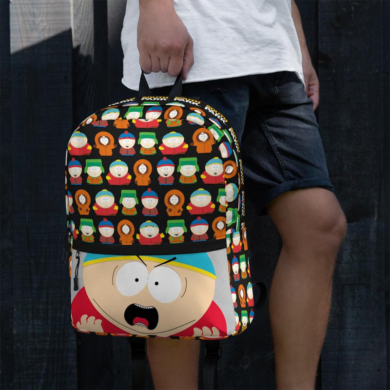 South Park Cartman Premium Backpack