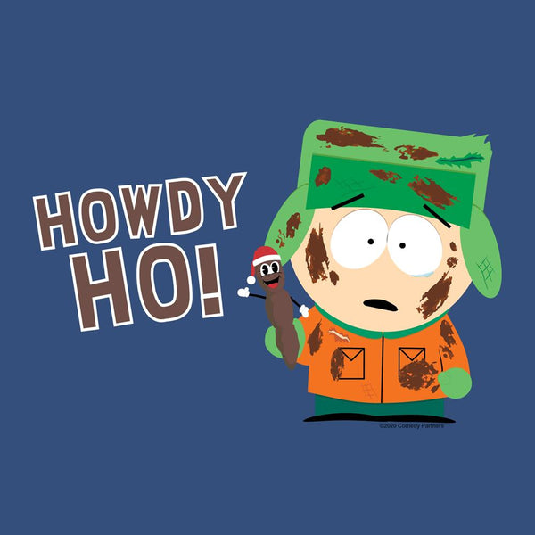 South Park Mr. Hankey Howdy Ho Premium Tote Bag