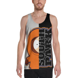 South Park Split Kenny Adult All-Over Print Tank Top